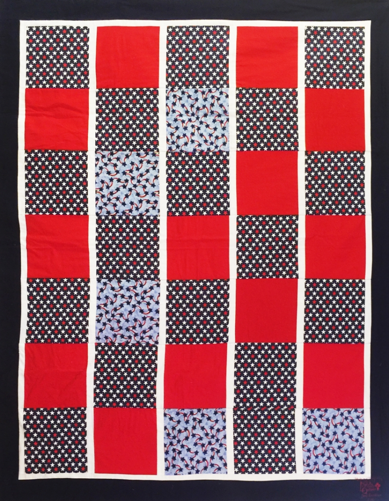 Military Quilt